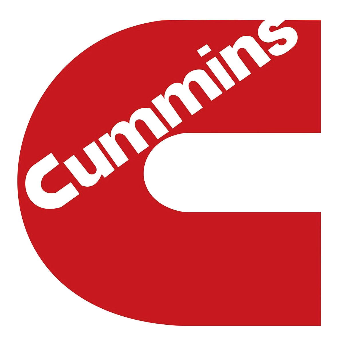 cummins logo, moottoriosat